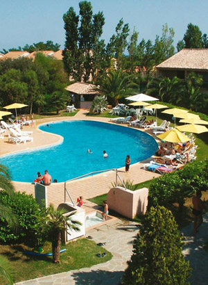 vakantie-corsica Residence Club Odalys Sognu di Mare