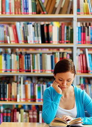 Dingen die je nog niet wist over Schiphol: bibliotheek
