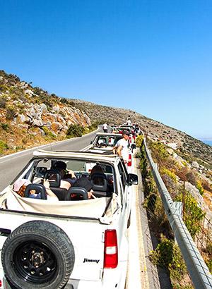 Escaperooms Kreta omgeving