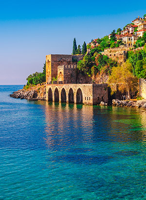 Favoriete Turkse vakantiebestemmingen