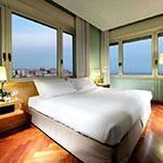Mooiste kastelen Italië: Napels, Hotel Exe Majestic