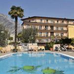 Leuke badplaatsen Gardameer: Limone sul Garda, Hotel Garda Bellevue