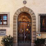 Italiaanse vakantiebestemmingen: Florence, Hotel Botticelli