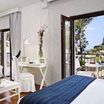 Italiaanse vakantiebestemmingen: Taormina, La Plage Resort