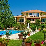 Badplaatsen Lefkas, Agios Ioannis: Lefkas Blue Residence