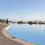 Leukste badplaatsen Lefkas, Nikiána, Ionian Blue