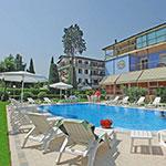 Mooiste kastelen Italië: Rocca Scaligera Gardameer, Suisse Hotel