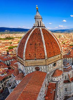 Italiaanse bestemmingen: Florence
