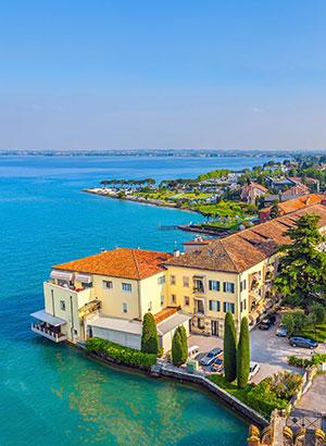 Italiaanse vakantiebestemmingen: Sirmione, Gardameer