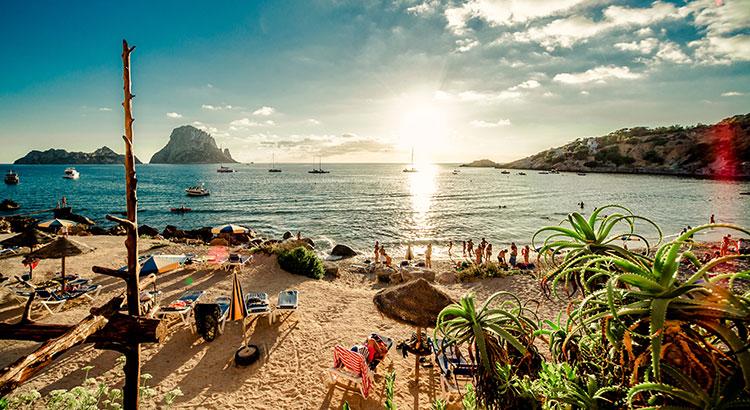 Spaanse eilanden Balearen