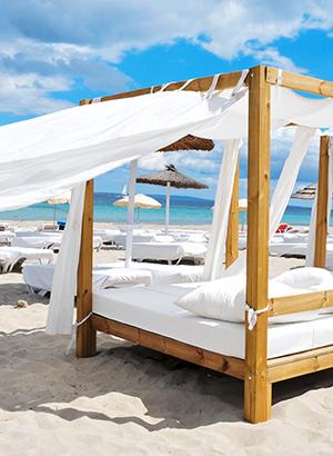 Luxe vakantie Europa: Ibiza