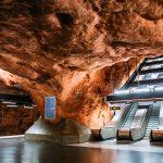 Deze mooiste metrostations ter wereld móet je zien