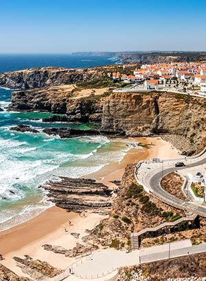 Mooiste stranden Portugal: Zambujeira