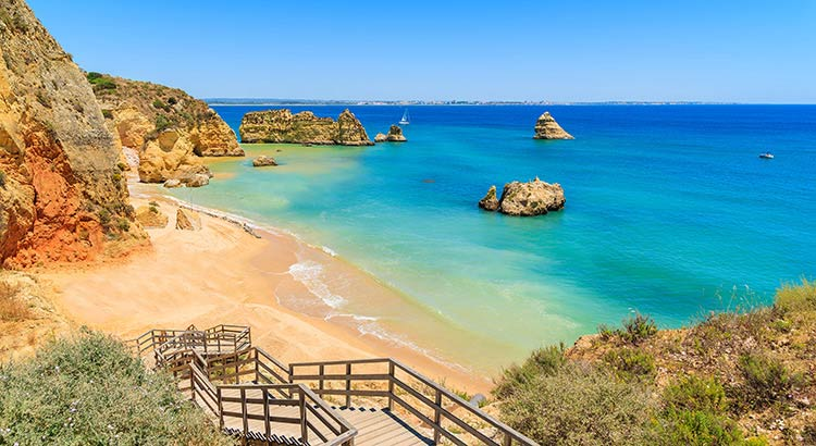 Mooiste stranden Portugal
