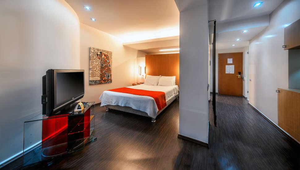 Nazomeren in Griekenland: Capsis Hotel Thessaloniki