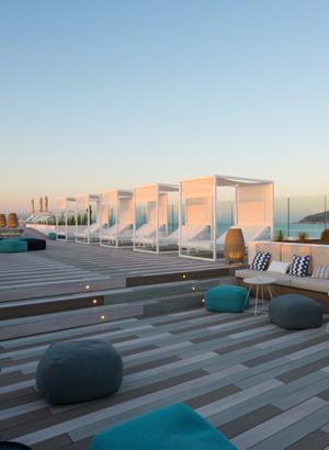 All inclusive Ibiza, Iberostar Santa Eulalia