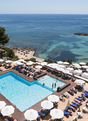 All inclusive Ibiza, Palladium Hotel Don Carlos