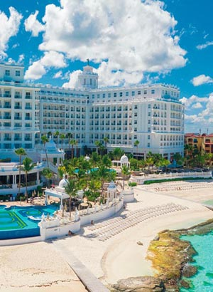 Mooiste adults only hotels Mexico, Hotel Riu Palace Las Americas