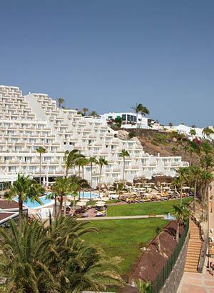 Adults only hotels Fuerteventura: TUI Blue Riu Calypso