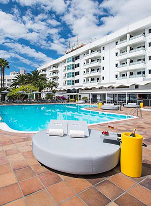 Adults only hotels Gran Canaria: AxelBeach Maspalomas