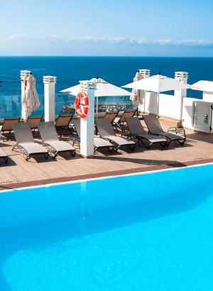 Adults only hotels Gran Canaria: IG Nachosol Atlantic