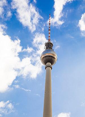 Beste van Berljn, favorieten: Fernsehturm