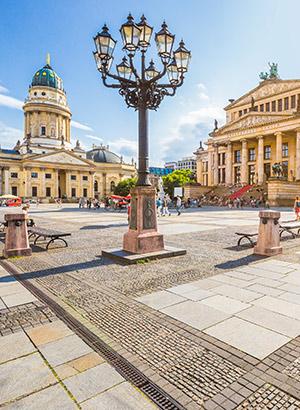 Beste van Berlijn, de favorieten: Gendarmenmarkt