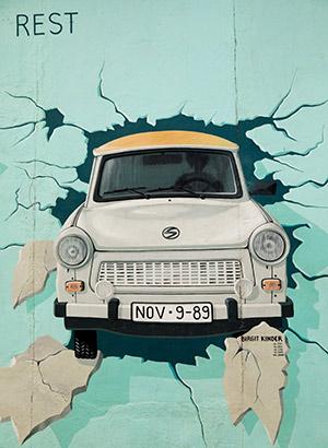 Beste van Berlijn, favorieten: street art