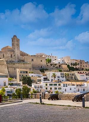 Bestemmingen meer dan feesten: Ibiza