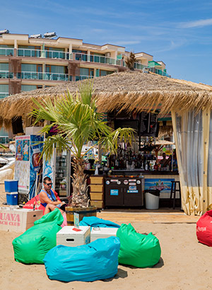 bestemmingen waar je meer kan dan enkel feesten: Sunny Beach