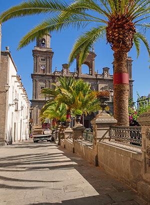 Bezienswaardigheden Gran Canaria: Las Palmas