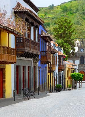 Bezienswaardigheden Gran Canaria: Teror