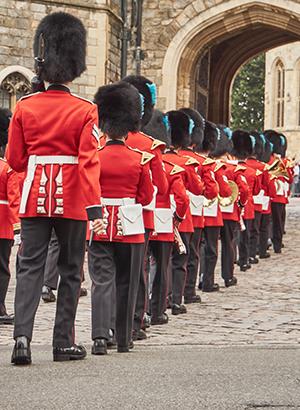 Goedkope stedentrips tips, wisseling van de wacht in Londen