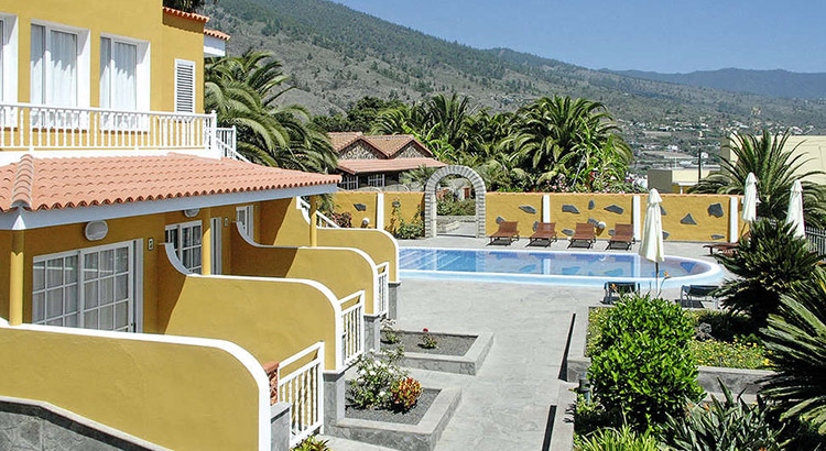 Casitas Rurales, authentiek overnachten op La Palma