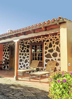 casitas rurales, La Palma: authentiek overnachten