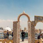 Dakterras Tunis, Tunesië