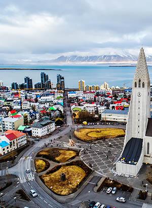 Doen in IJsland - Reykjavik