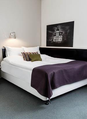 Doen in IJsland - Overnachten in 22 Hill Hotel