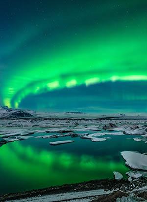 Doen in IJsland - Noorderlicht