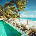 Redenen Seychellen bucketlist: Carana Beach Hotel