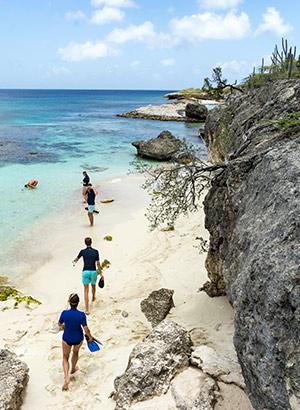 Redenen Bonaire winterzon: natuur