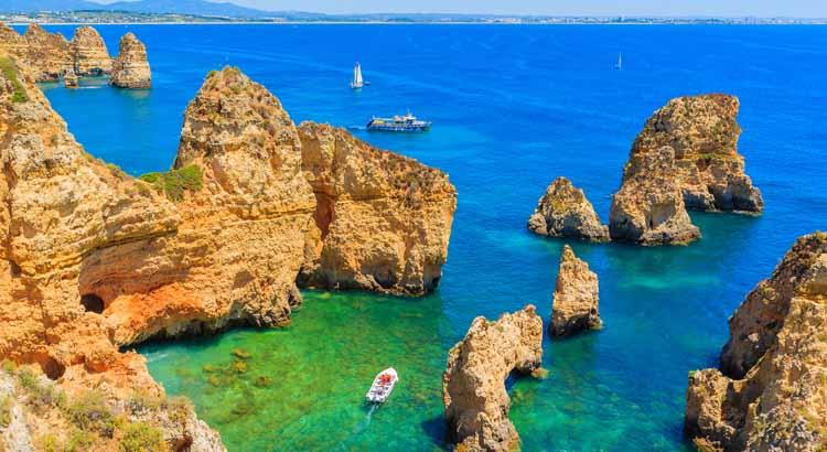Oost, west… Ontdek de Algarve vanuit Albufeira
