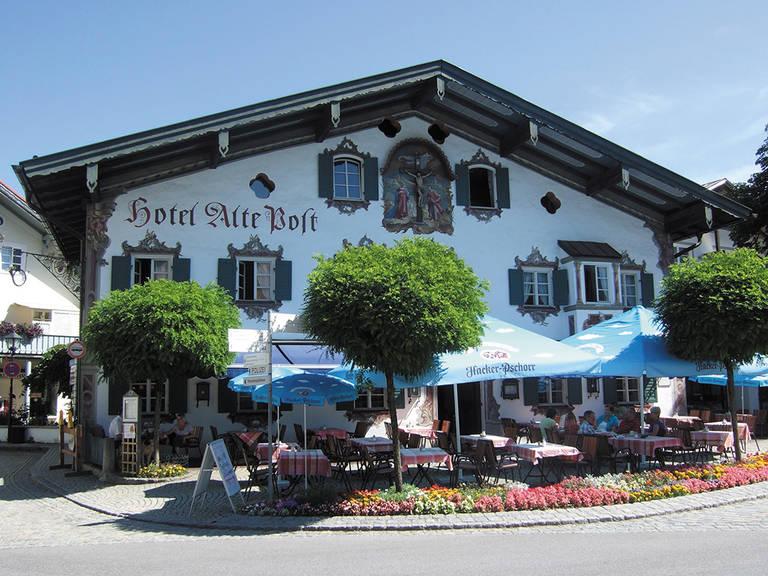 Mooiste kastelen Europa; Schloss Neuschwanstein, Hotel Alte Post