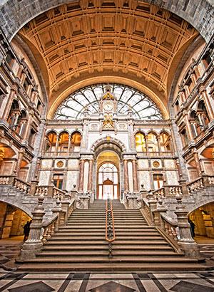 Belgische steden najaar: Antwerpen