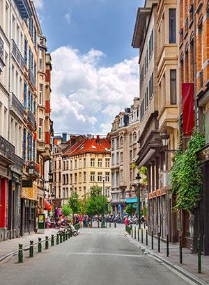 Belgische steden najaar: Brussel