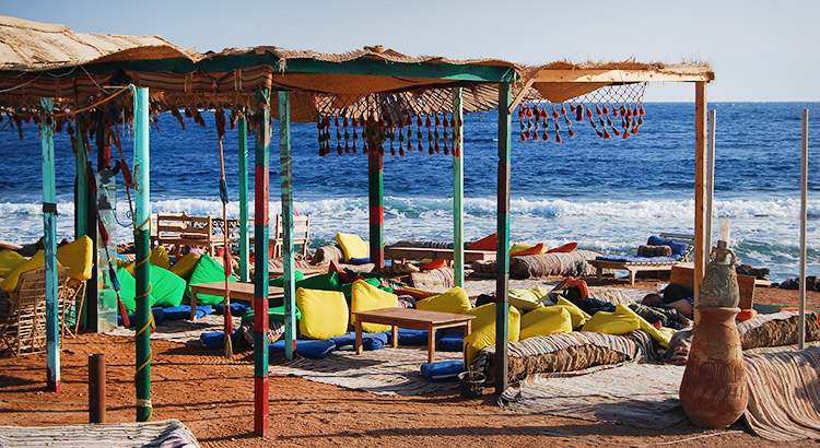 Dahab, de laidback bestemming in de Egyptische Sinaï