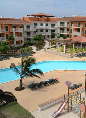 In de winter naar de zon: Kaapverdië, Agua Hotels Sal Vila Verde