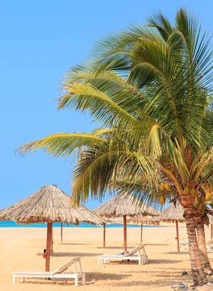 Doen Kaapverdië: strand