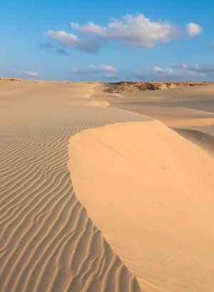 Doen Kaapverdië: woestijn
