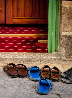 Etiquette & gewoontes Turkije